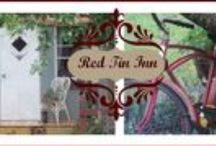 red tin inn posted creations / finished projects