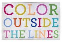 Color My World / by Darlene
