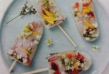 cookin': edible flowers / by Hannah Miller