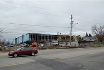 New Waterdown Library Construction