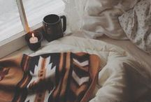 Weekend Vibes / chill pictures, cozy environments, weekend goodness / by Sarah