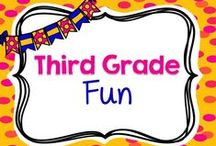 Third Grade Fun / Ideas, lessons and products that are perfect for 3rd grade. Collaborators: Please pin 2 idea pins for every product pin.  If you would like to be added to this board please follow the board and email me at kg9903@gmail.com