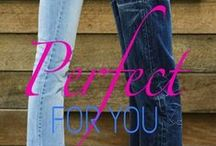 Perfect For You / YA contemporary romance  / by Kelly Bradley Hashway