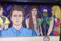Estonian street art / This boardis a collection of street art all over Estonia