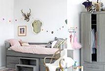 Nurseries / Habitaciones infantiles, decoración infantil.