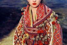 Étnico / étnico, racial, regional... moda