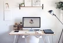 INTERIOR > places for creativity / by Matilda Gustafsson