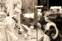 Vintage baby / Fotografías antiguas de bebés y niños