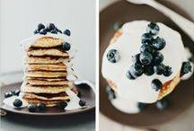 Food // breakfast/brunch/brinner