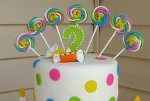 Cake, Pops, Cup-, et al / by Bldg Blocks
