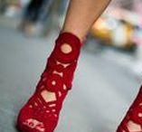 Zapatos rojos / Zapatos que alegran cualquier día y cualquier look