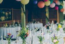 Wedding / Hochzeit / Ideen zu Einladungskarten, Dekoration, Brautkleidern, Fotografie / by Mareike Böhmer