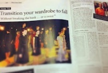 FASHIONISTA: Our Style Pages / by Macon Magazine