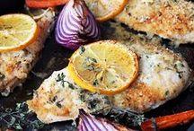 Chicken & Turkey recipes / by Peggy Evans
