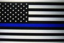 Thin Blue Line / by K Wallace