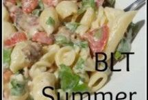 Side Dish and Salad Recipes / Here you can find fruit salad recipes, side salad recipes, how to make taco salads and pasta salads, and lots of recipes for side dishes.