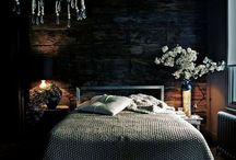 Bedroom inspiration / by Heather Ross
