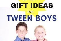 Best Gifts for Tween Boys / The BEST GIFTS for tween boy ages 8-12 years old.  There are some great gifts ideas, toys and presents for TWEEN BOYS & some for TEEN BOYS!