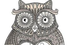 ZENTANGLE, ZENDOODLE, DOODLING, ART / MY NEWEST ART PASSION IS ZENTANGLE.  I FEEL THAT IT IS ONE OF THE EASIEST ART FORMS FOR ALL AGES, AFFORDABLE, AND IT PRODUCES WONDERFUL IMAGES THAT EVOLVE AND IMPROVE OVER TIME.  ZENTANGLE IS A FORM OF MEDITATIVE ART THAT IMPROVES HEALING, STRESS, FOCUS, AND CREATIVE ABILITIES.  I RECOMMEND IT HIGHLY TO THOSE WANTING TO DO ART BUT FEEL THAT THEY HAVE NO TALENT.    / by Jeannine Cecchini
