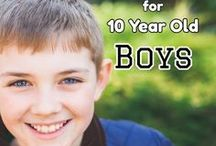 Best Toys for 10 Year Old Boys / These are the best toys for 10 year old boys. Looking for 10 year old boy gift ideas for Christmas or a 10th birthday present?  This is the hottest list of 10 year old boys gifts around!