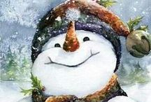 snowmen & stuff