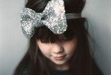 Baby Trends: Glitter kid / Tendencias infantiles: la purpurina, los dorados y todo lo brilli-brilli