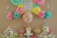 Let's Plan A Party!!!! / I love planning events and parties. Share the things you love about planning.....recipes, crafts, and any other fun ideas. :)