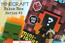 Minecraft Toys for Kids / These are the BEST Minecraft toys for kids!!  A collection of toy reviews from the hottest, top-rated, best-selling, most popular Minecraft toys for kids! Yep! It's that awesome!