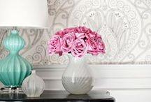 We Love Wallpaper / The best of the best wallpaper around / by Bria Hammel Interiors