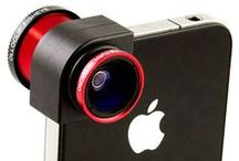 Cool iPhone Accessories / Gadgets and gizmos to enhance your iPhone photos. / by Darren Hester