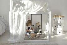 Nurseries: All in white / Habitaciones infantiles en las que el blanco es el rey