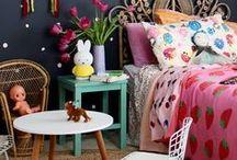 Nurseries: boho / Habitaciones con un toque bohemio