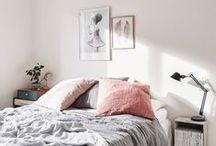 INTERIOR > bedroom / by Matilda Gustafsson