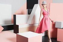 Lookbook Aire Retro / Exquisitos looks que se tornan divertidos, la influencia de los grandes creadores de moda del pasado se ve reflejada en estos atuendos que retoman la gracia de la visión futurista de aquellas épocas, y la traen al presente con un sello de distinción moderna.