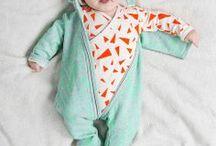 Baby Trends: Mint / Tendencias infantiles: el color menta, aguamarina, turquesa...