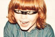 Baby Trends: Masks / Tendencias infantiles: las máscaras, para sacar ese superhéroe que todos llevamos dentro