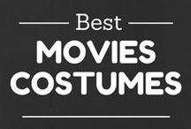Best Movies Costumes / These are the BEST Movies costumes if you want something unique for Halloween.  Looking for the BEST MOVIE COSTUMES ideas?