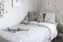 Nurseries: Lovely Grey / Habitaciones grises nada aburridas