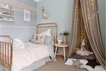 Nurseries: Romantic / Habitaciones infantiles románticas a más no poder