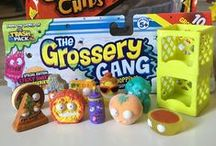 Grossery Gang Toys / The Grossery Gang are the revolting version of Shopkins from Moose toys that boys love!   We've got lots of Grossery Gang pictures and toys to show you!