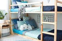 Nurseries: Bunk beds / Literas súper divertidas