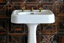 Belle Bathrooms / Beautiful bathrooms that make us wish we could get ready in / by HomeSav