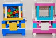 Lego Creations / Some creative uses for Lego bricks