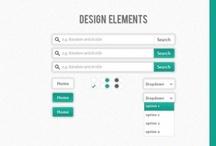 Free Web UI Design Kit