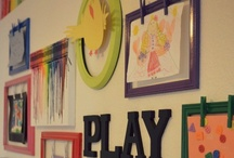 Playroom Inspiration / by Cassie