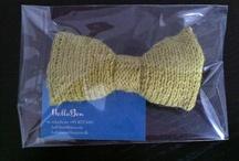 Halla Bens knitting