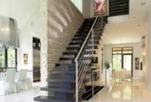 Couloirs et escaliers