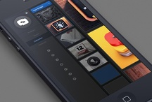 .design .UI/UX_mobile / by Jorge Barderas