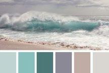 Favorite Color Palettes