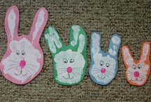 Spring/Summer Crafts for little ones / by Cassie
